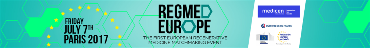 Regmed Europe - Paris 2017