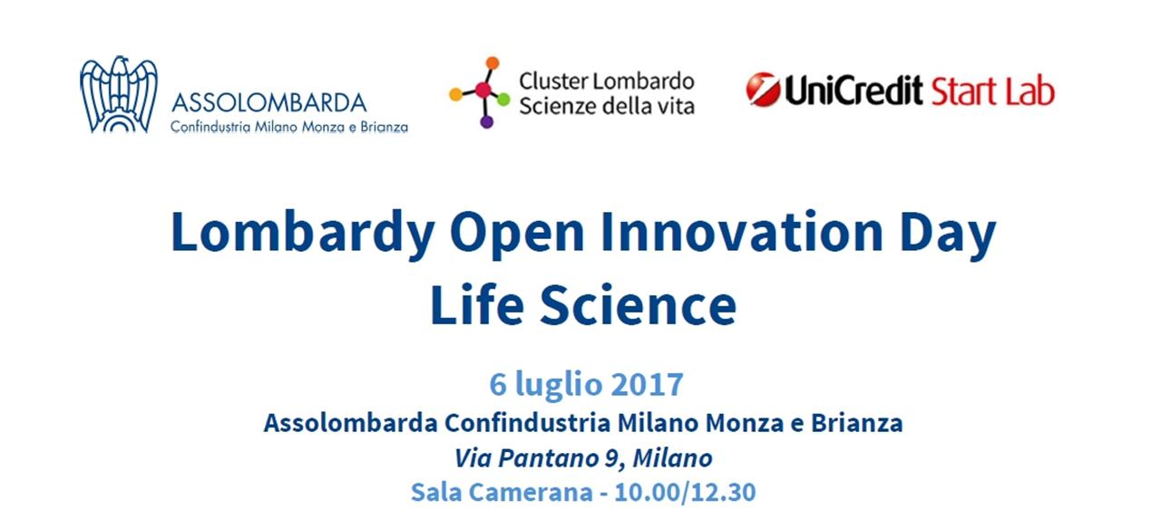 Lombardy Open Innovation Day Life Science